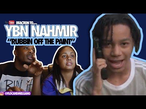 "YBN Nahmir ""Rubbin Off The Paint"" (Official Music Video) - REACTION"