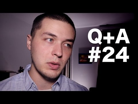 Q+A #24 - How to define music, the Spectral Centroid, and how to become famous
