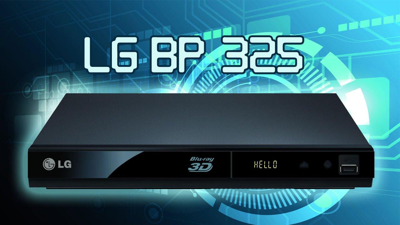 LG BP325 BLU-RAY DISC PLAYER WINDOWS 7 X64 TREIBER