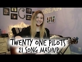 Twenty One Pilots | 21 Song Mashup | Caroline Dare
