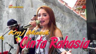 Download Lagu Cinta Rahasia   New KMJ Musik Koplo Live Cimohong mp3