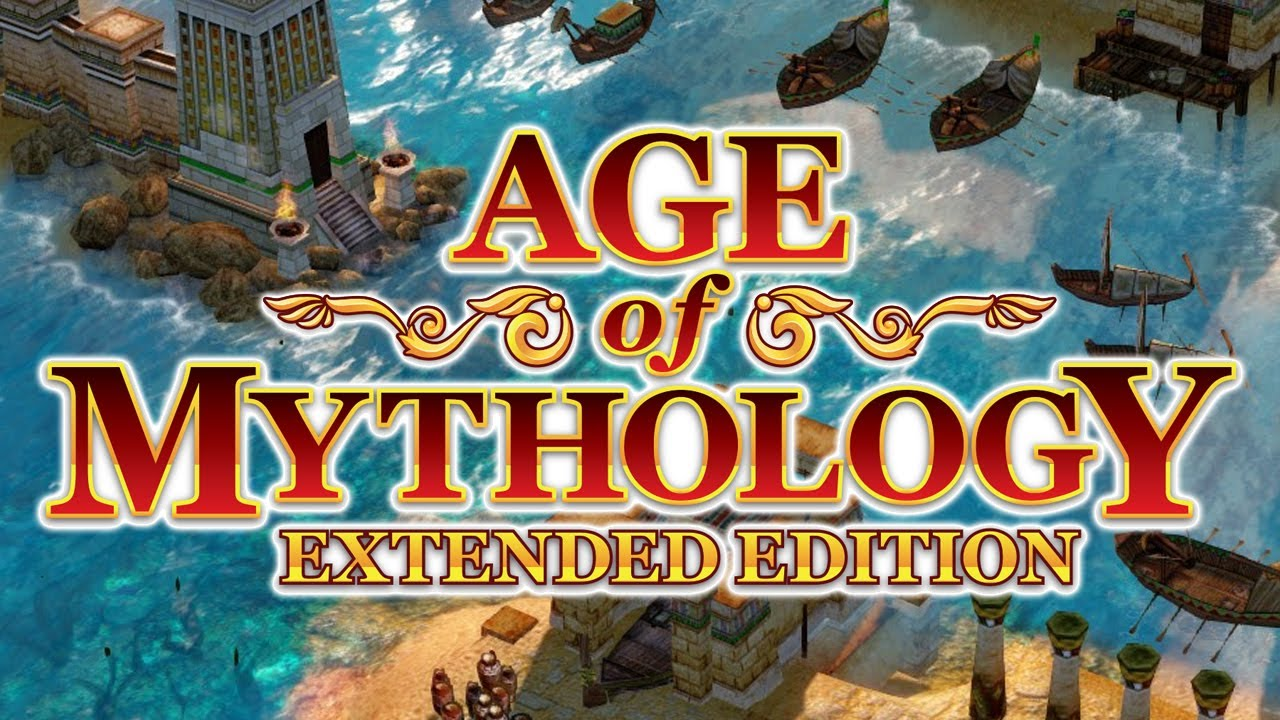 Age Of Mythology Extended Edition 2014 YouTube