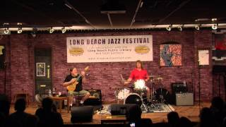 Long Beach New York 2014 Jazz Festival Ben Lacy & Alan McKenzie FRANKENSTEIN!