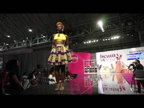 Look! Essence Festival 2016's Street Style Fashion Show