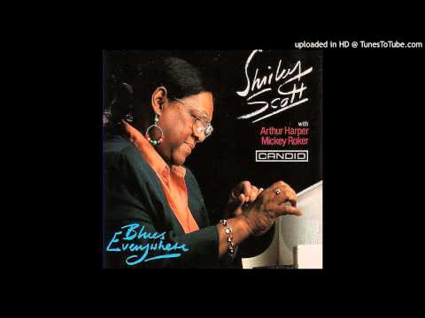 Shirley Scott - Autumn Leaves (from Blues Everywhere 1991)