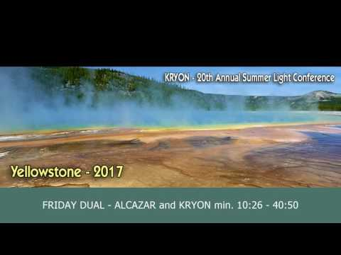 Day 1 - 20th Kryon Summer Light Conference, 2 June 2017