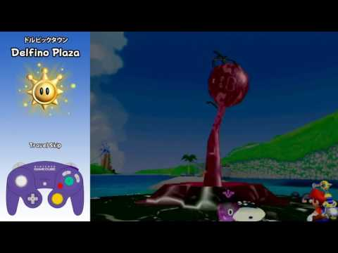 Super Mario Sunshine Any% Beginner's Guide Part 1/6 - Bianco Hills and Gelato Beach