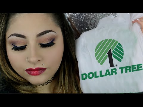 Full Face Using 99 Cent Dollar Store Makeup Only Challenge | Dollar Tree | BeautyByJosieK