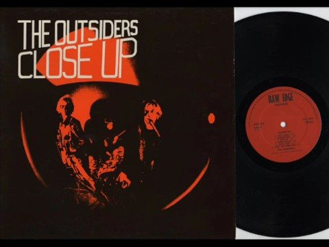 The Outsiders  Touch And Go