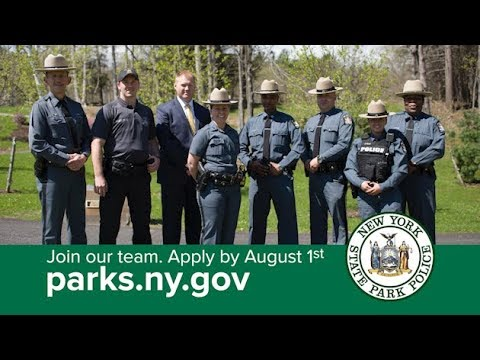 Join our Team: New York State Park Police