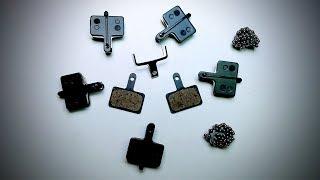 Unbox Shimano B01S brake pad, 3 mm bearings