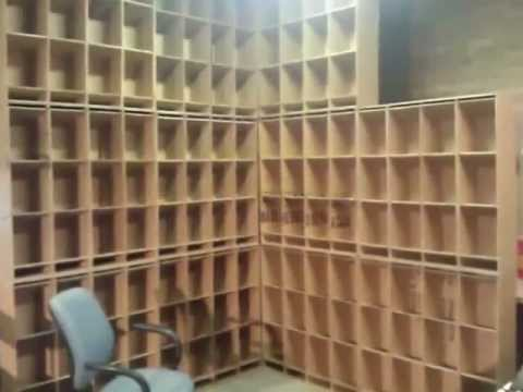 Image Result For Cardboard Parts Bins