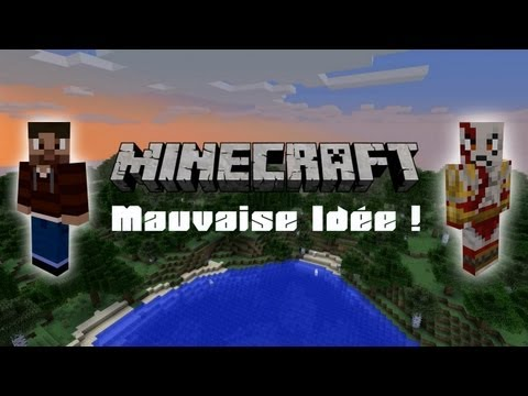 Mauvaise Idée - Parodie Minecraft
