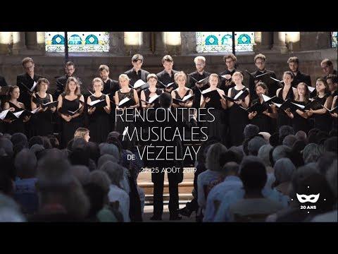 rencontres musicales de vézelay les sites de rencontres norman