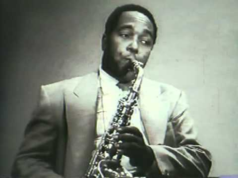 Charlie Parker - Cool Blues Life - at 52/3/24 Loew´s King - Jerry Jerome All Star Jazz Concert