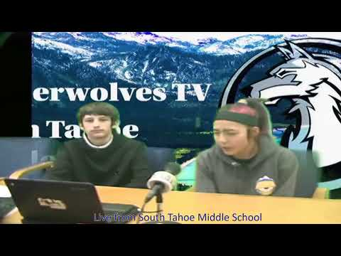 South Tahoe Middle School Timberwolf TV