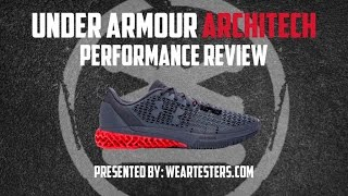 63a8a02999f7 Under Armour Architech - Performance Review - Weartesters.com