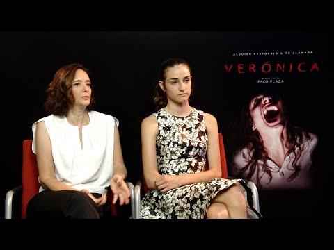 Ana Torrent y Sandra Escacena, en la película 'Verónica'