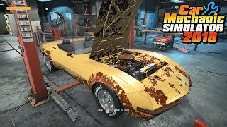 Car Mechanic Simulator 2018 (PC) ep22 Rescue customer