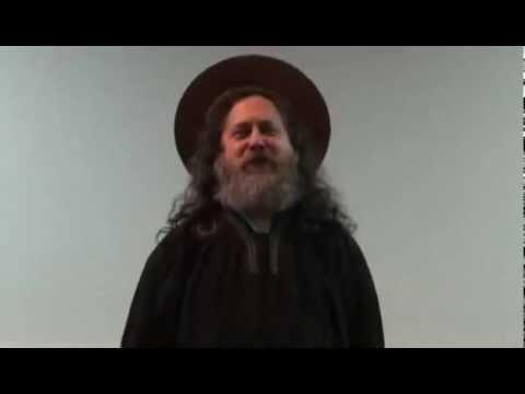 Richard Stallman at IIT Bombay (2010) - Part 2/2
