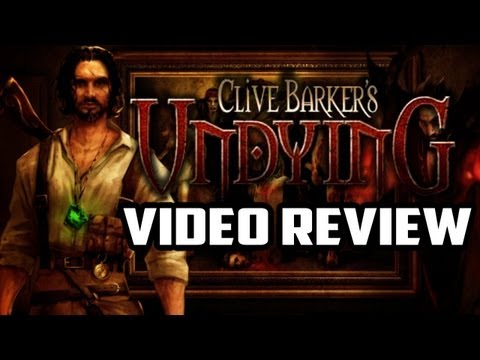 Retro Review - Clive Barker's Undying PC Game Review thumbnail