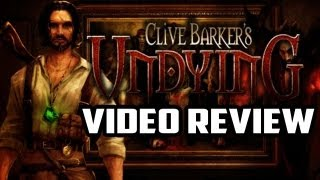 Retro Review - Clive Barker's Undying PC Game Review