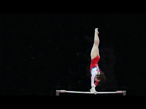 Teaching Gymnastics: Hardest Pirouettes on Uneven Bars (CoP 2017-2020)