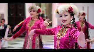 Уйгурский танец Инкарим астана