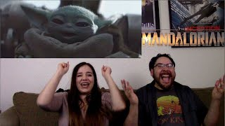 The Mandalorian 1x8 REDEMPTION - Reaction / Review