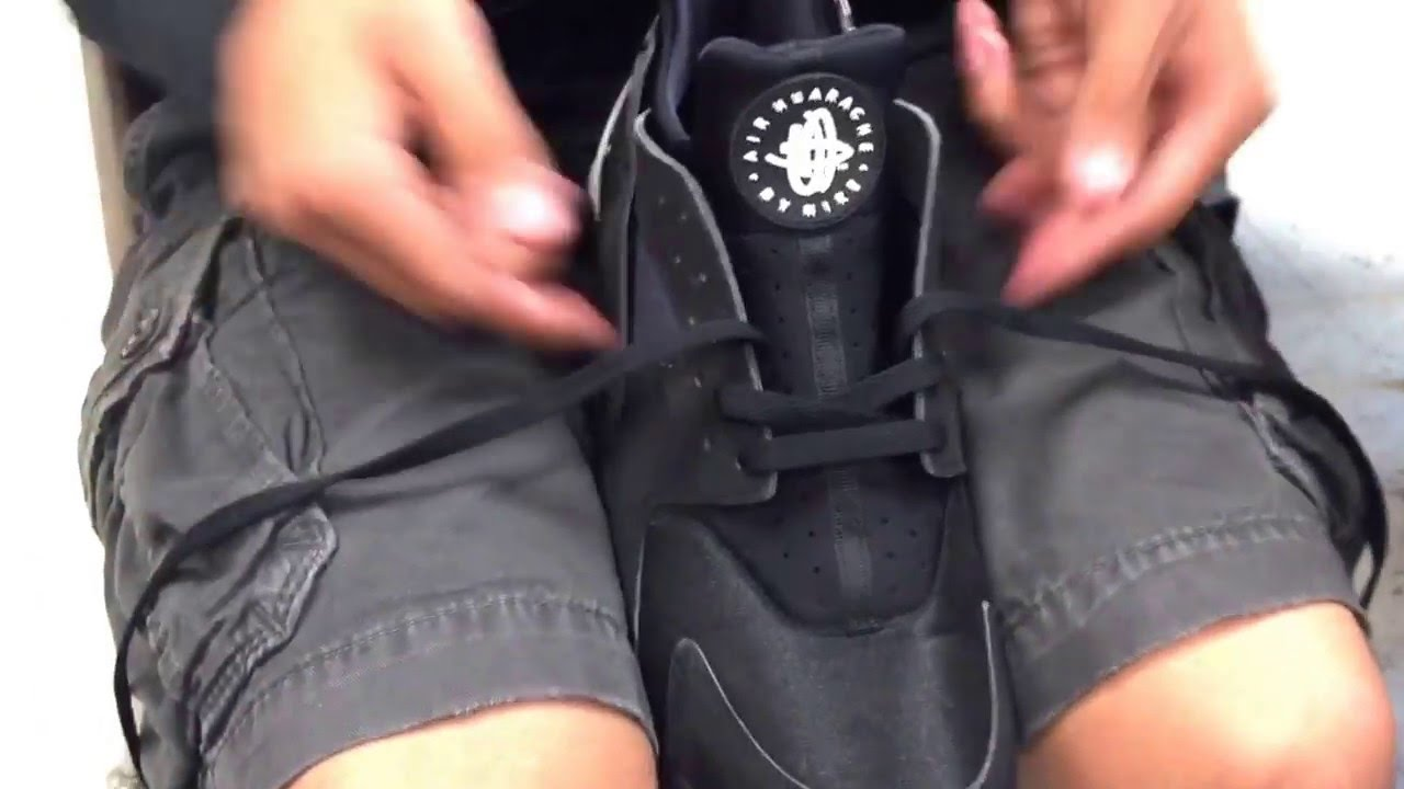 How to Tie Huaraches