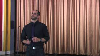 The tale of a tactic: Matt Tomasulo at TEDxRaleigh 2013
