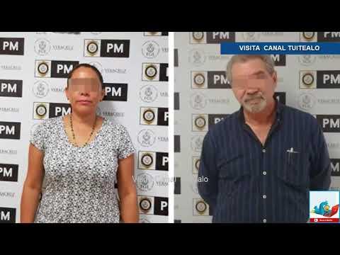 Caen exfuncionarios de Fiscalía de Veracruz ligados a desapariciones Video