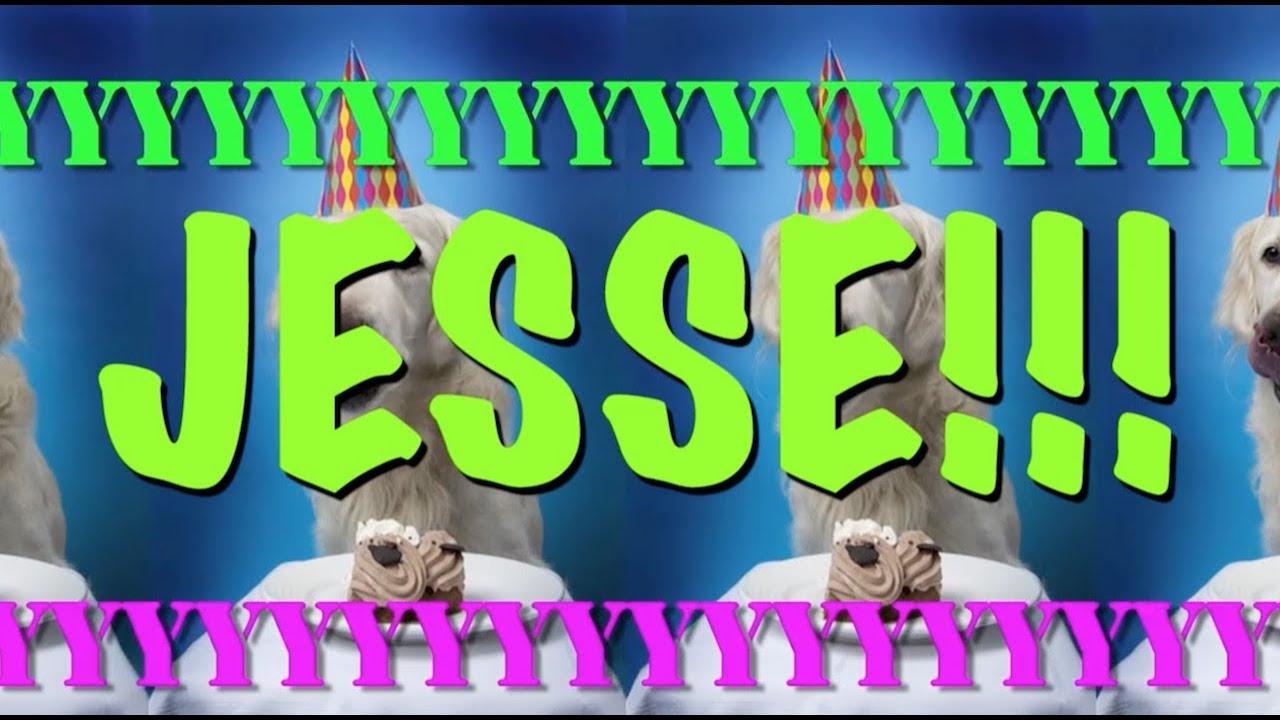 Happy Birthday Jesse Epic Happy Birthday Song Youtube