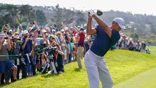 U.S. Open Live: Monday Afternoon at Pebble Beach