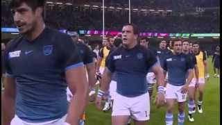 Ireland vs Argentina RWC 2015 Full match