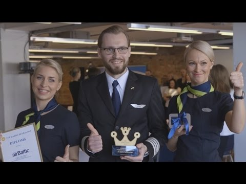 airBaltic Recognised as Best Employer