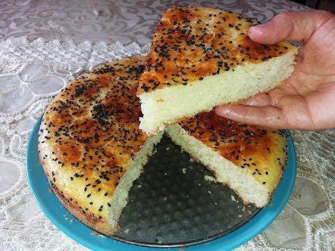 خبز سائل خفيف و رطب مثل القطن بدون دلك و سريع في التحضير
