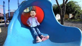 라임송 뮤직비디오 제주도 여행 놀이터 장난감 놀이 playground for kids song & Toy 라임튜브