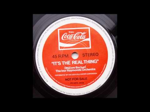 The Ivor Raymonde Orchestra - It`s The Real Thing  breaks