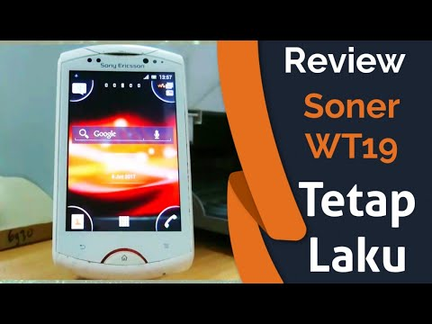 Review Android Sony Ericsson Live with Walkman 2011 di tahun 2017