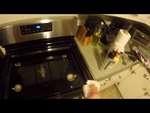 How To Clean the Exterior of Your Stainless Steel Samsung Gas Range/Stove