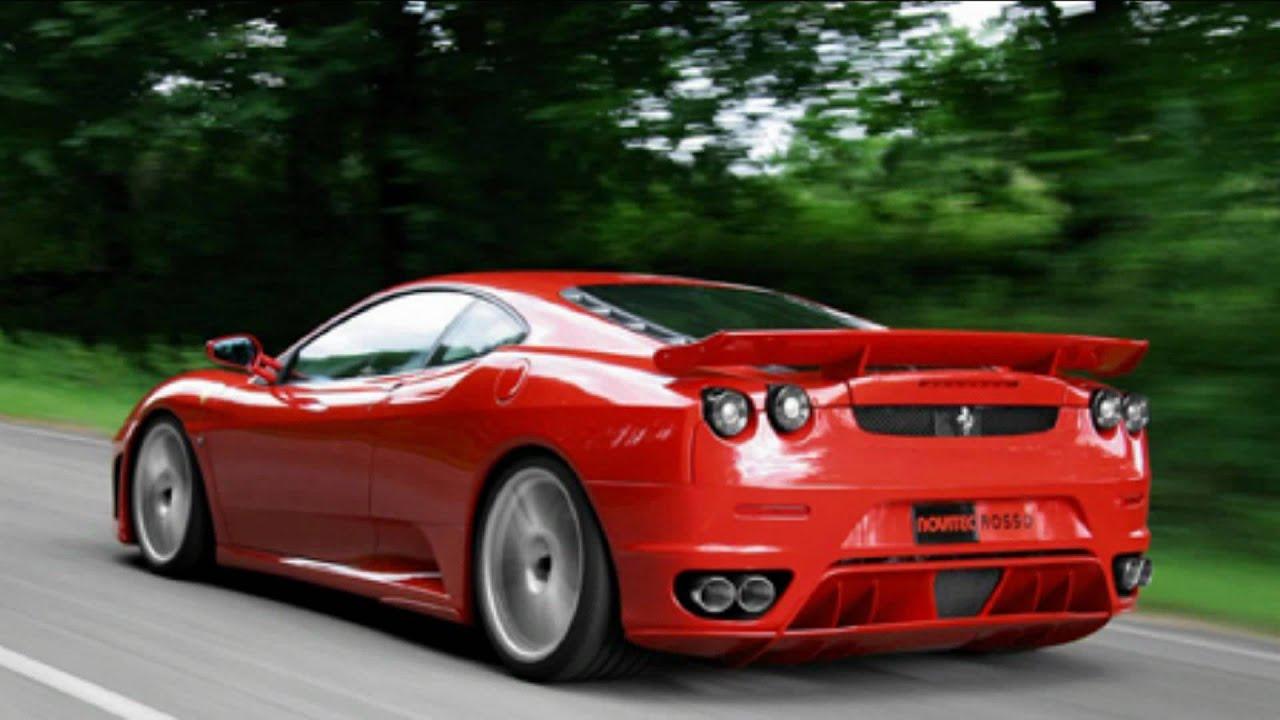 Ferrari vs mustang