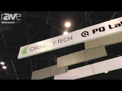InfoComm 2017: Crunchy Logistics Demonstrates Padzilla Interactive Giant iPhone