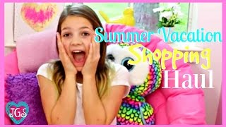 Summer Vacation Shopping Haul | Target Forever 21 for Annie's cruise  | JazzyGirlStuff