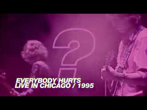 R.E.M. - Everybody Hurts (Live in Chicago / 1995 Monster Tour)
