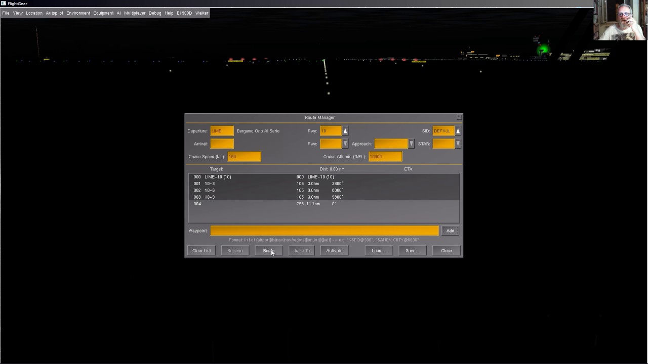 FlightGear forum • View topic - Route Manager issue