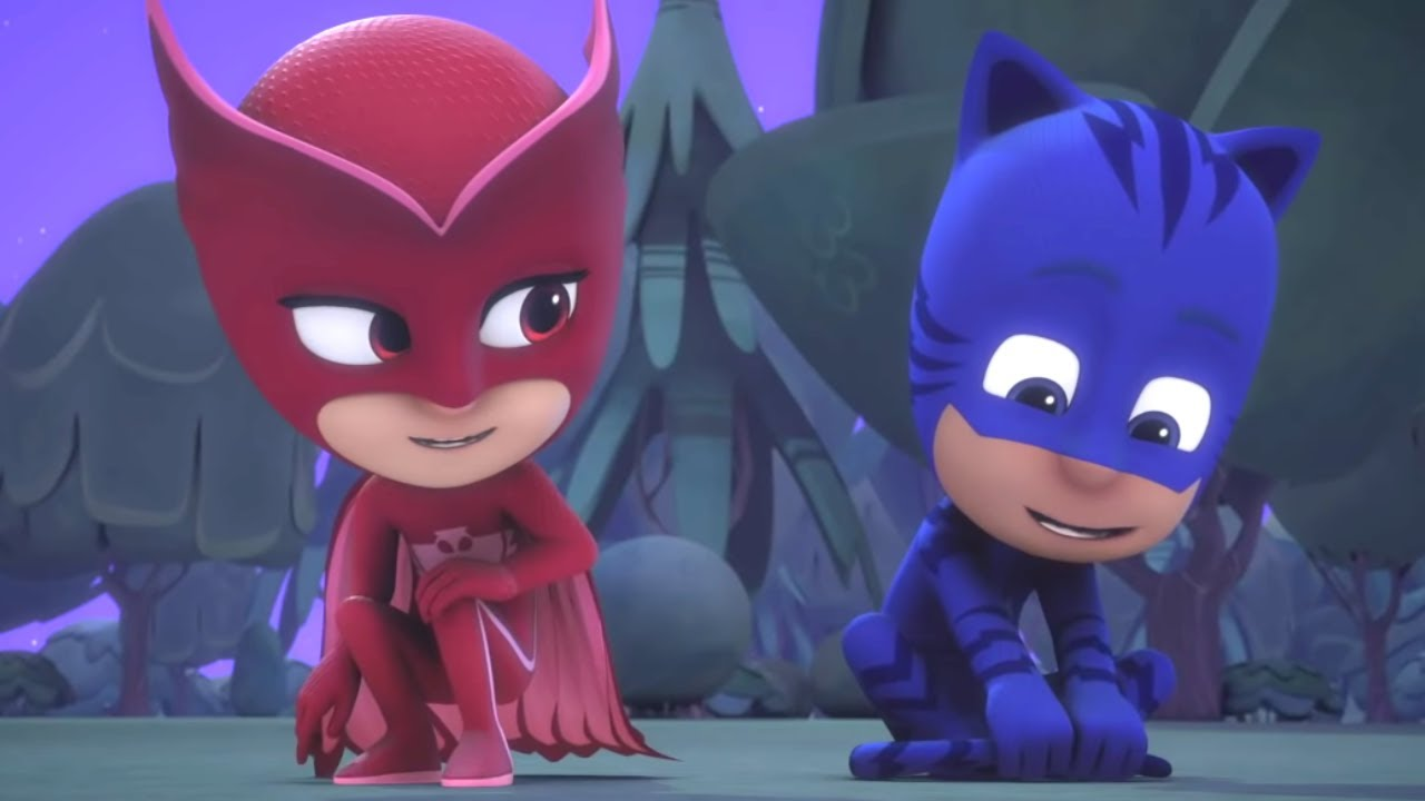 Download Baby Catboy and Baby Owlette 🍼 Ultimate Weird Inventions   PJ Masks Official