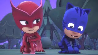 Baby Catboy and Baby Owlette 🍼 Ultimate Weird Inventions | PJ Masks Official