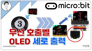[ MicroBit ] 마이크로비트 예제 - 음식점 호…