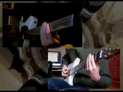 Gorilla Yin Yang Guitar Playthrough